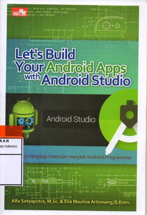 Let's build your android apps with android studio