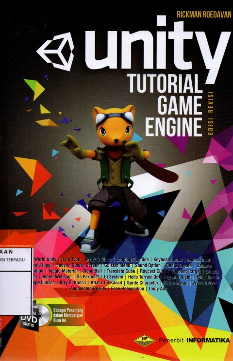 Unity tutorial game engine