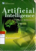 Artificial intelligence : searching, reasoning, planning dan learning