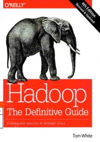 Image of Hadoop : The Devinitive Guide : 4th Edition
